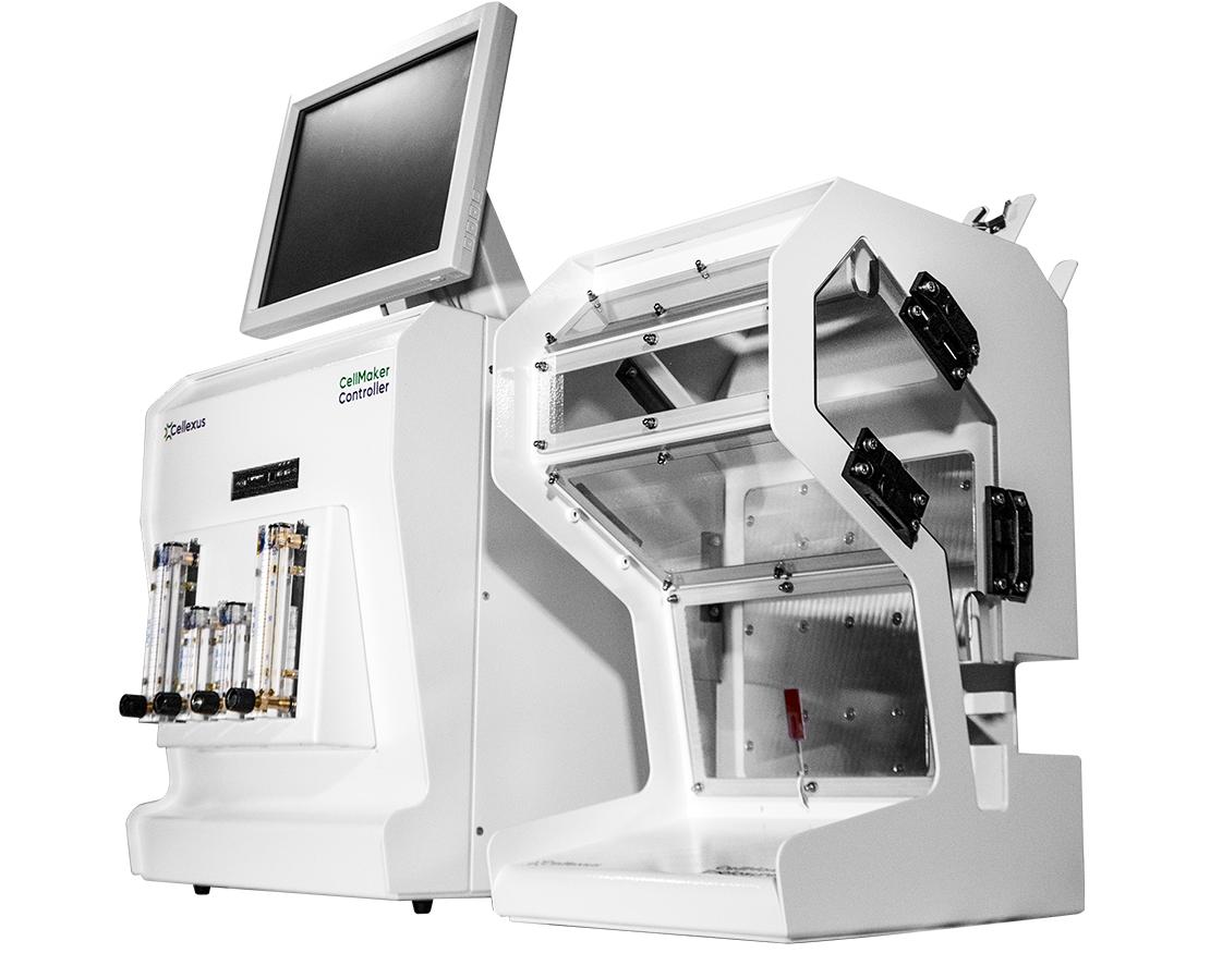 The CellMaker bioreactor