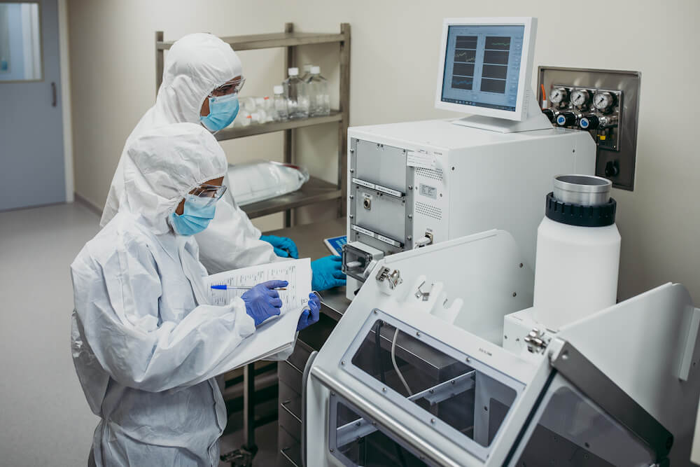 The TechnoPhage team uses the Cellexus CellMaker for its phage production. Source: TechnoPhage.