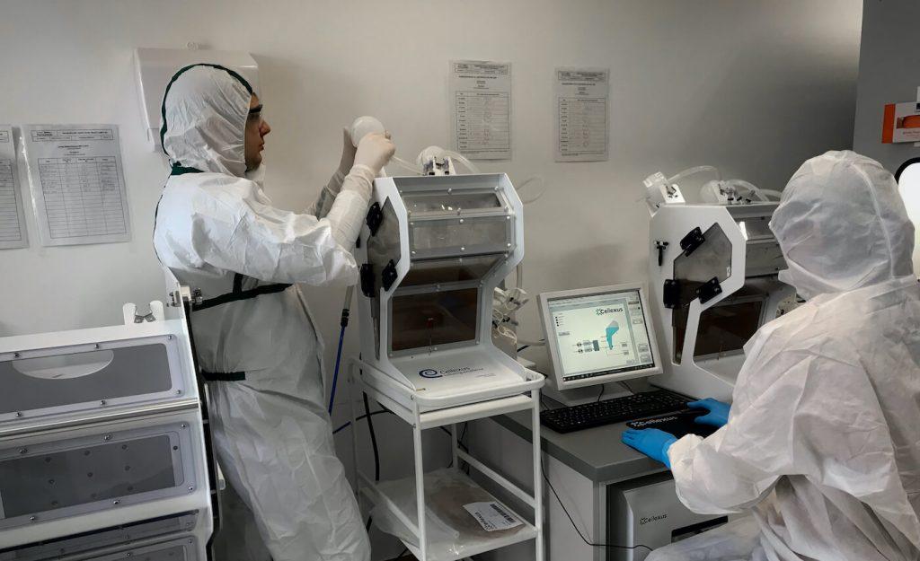 CellMaker 8L bioreactor