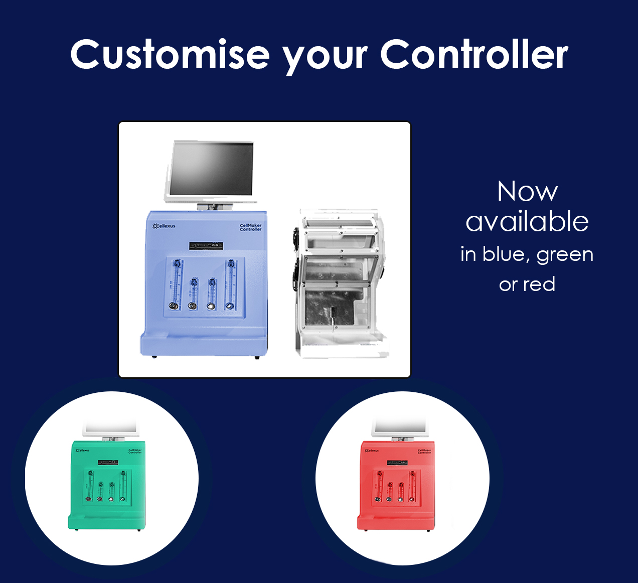 Customise your controller