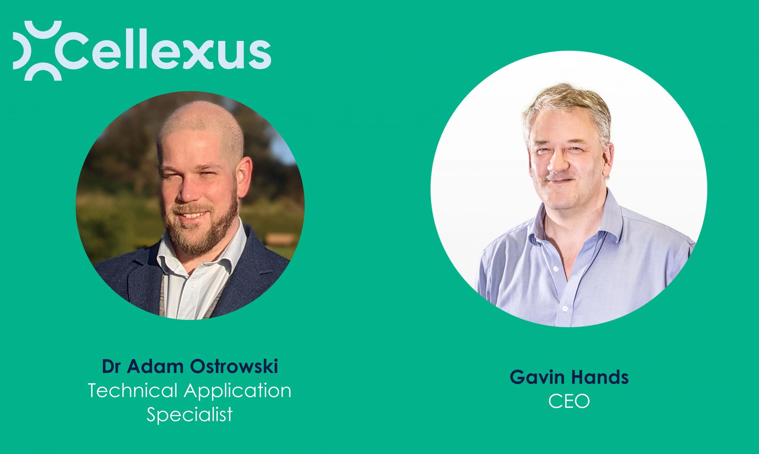 Meet the Cellexus team